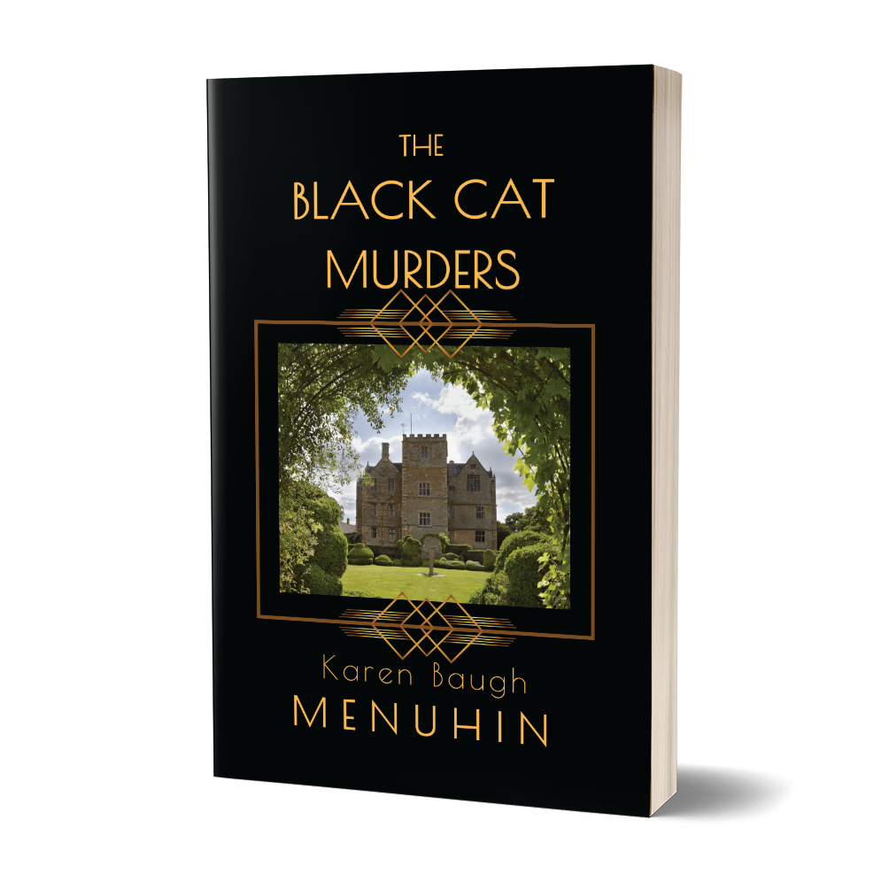 The Black Cat Murders Book Cover