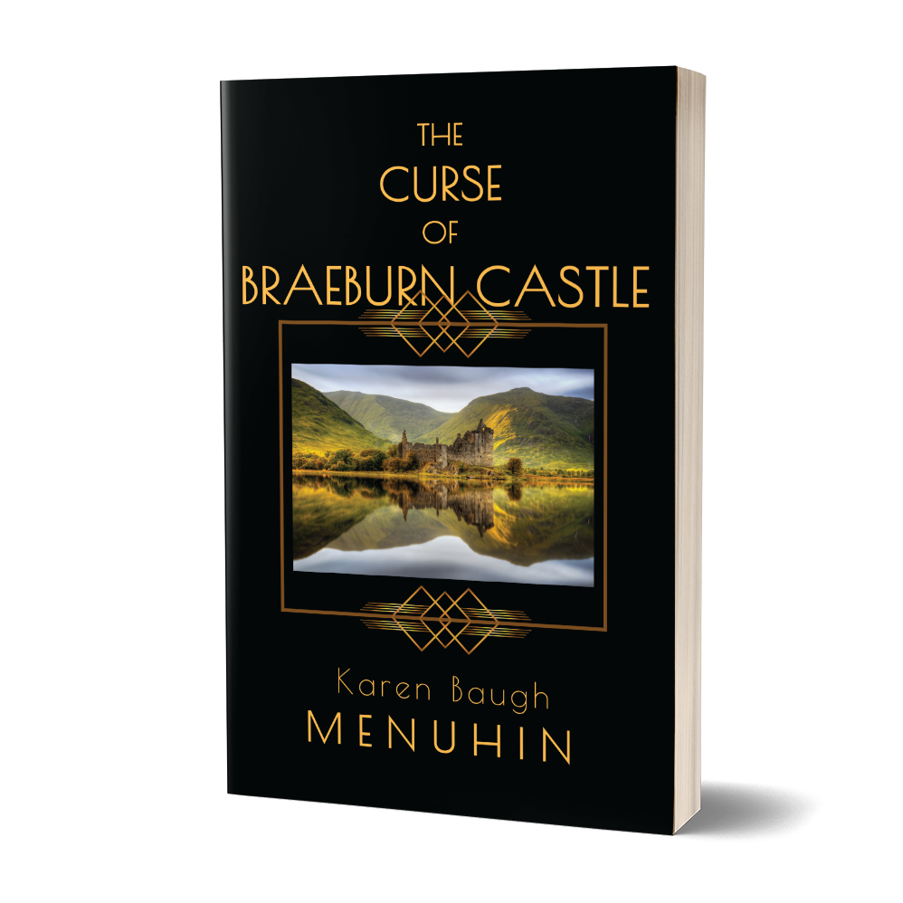 The Curse of Braeburn Castle Book Cover