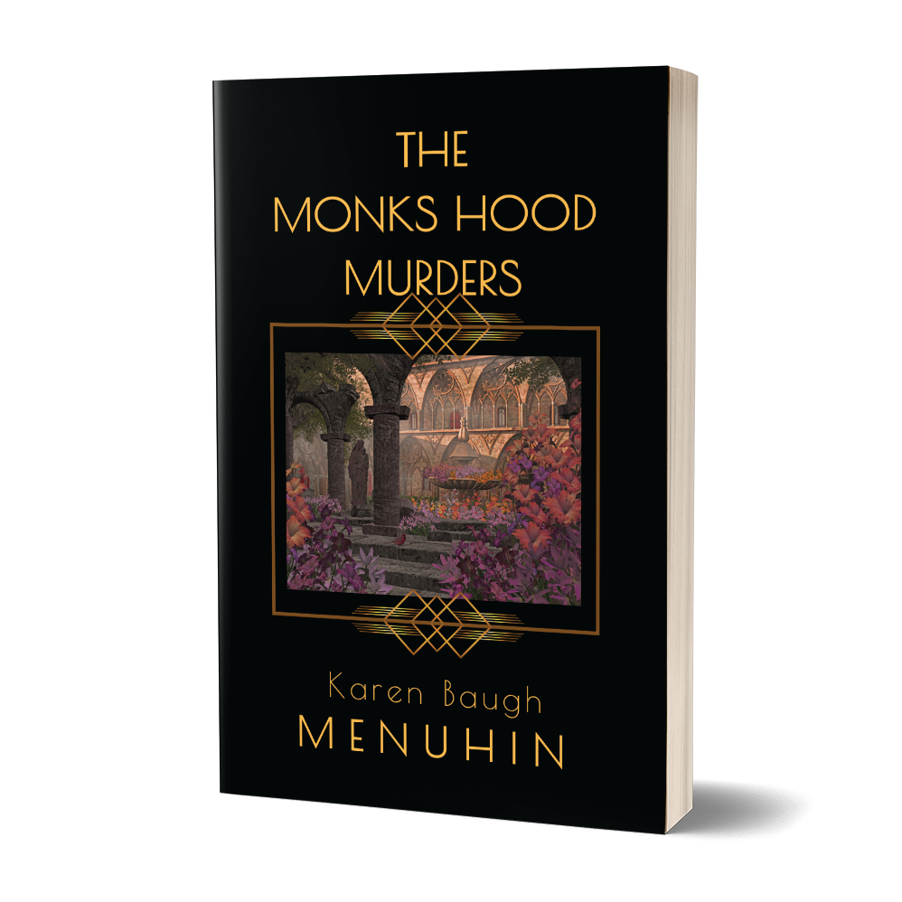 The Monks Hood Murders Book Cover